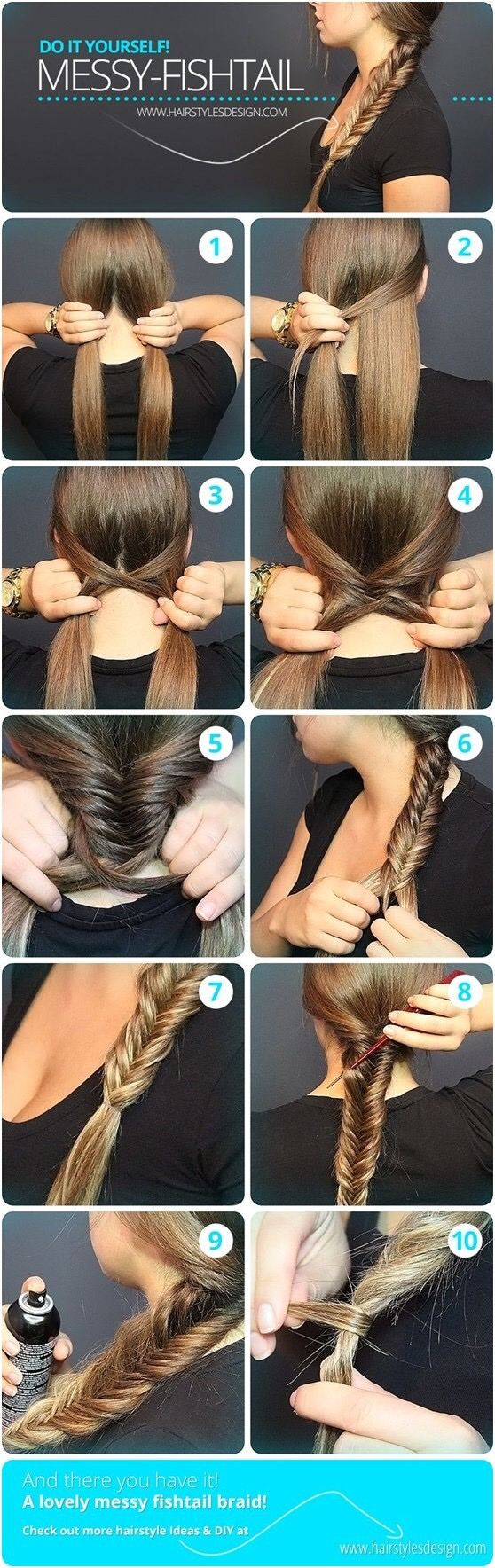 top 10 perfect hairstyles for fishing & camping | the catch